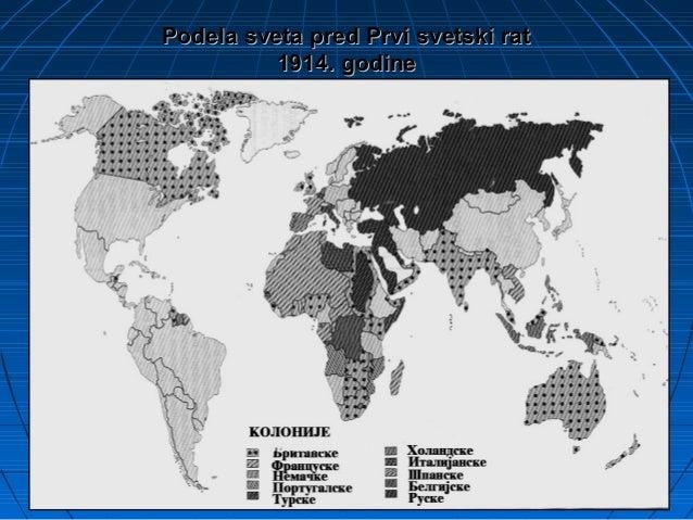 Formiranje Politicke Karte Sveta