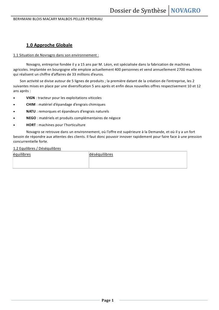          équilibres   déséquilibres                        Page 1