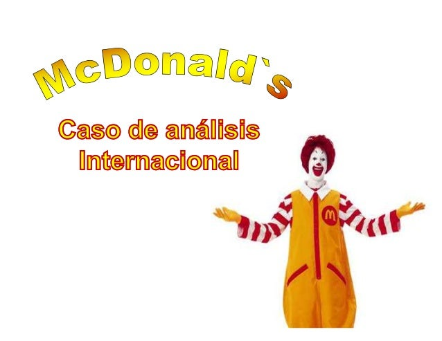caso mcdonalds Consumer advocates suggest that painting mcdonald's as the victim was a way for business interests and certain lawmakers to create a narrative about frivolous lawsuits in an effort to advance a.