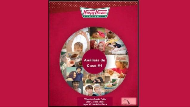 Introducción • 1937- Krispy Kreme (KKD) - Vernon Randolph • Década de los 50 se mecanizó el proceso • 2001- Primera tienda...