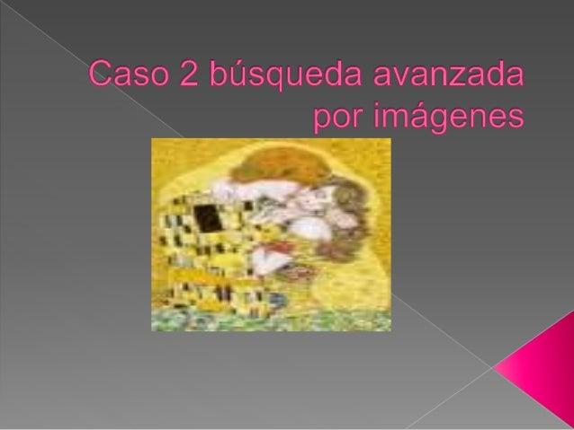 """1.- ¿Qué obra es?  La imagen es un fragmento de la obra """"El beso""""  en una versión más moderna del autor Gustav  Klimt.  b...."""
