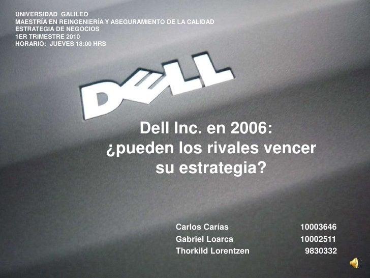 UNIVERSIDAD  GALILEO<br />MAESTRÍA EN REINGENIERÍA Y ASEGURAMIENTO DE LA CALIDAD<br />ESTRATEGIA DE NEGOCIOS<br />1ER TRIM...