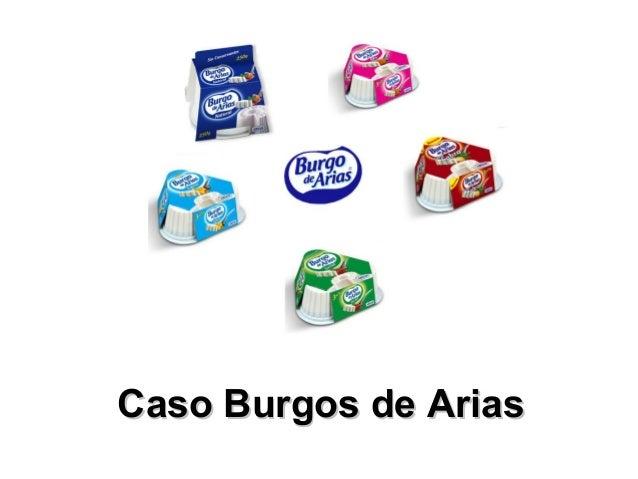 Caso Burgos de AriasCaso Burgos de Arias