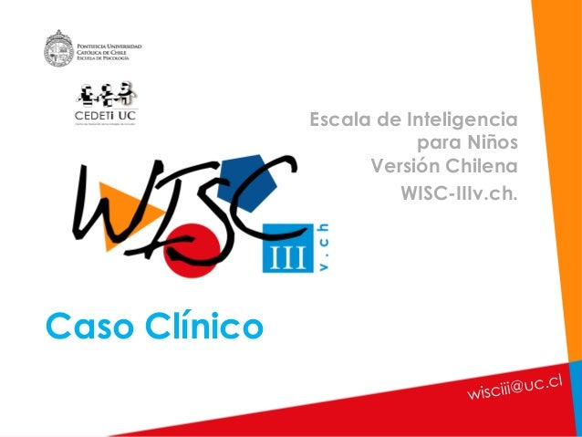 WISC III VERSION CHILENA EPUB DOWNLOAD