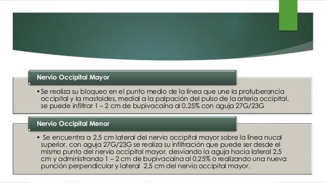•Acetaminofen 1gr – parecoxib 40mg – bloqueo cuero cabelludo Analgesia •No complicaciones Extubación Traslado UCI vigilanc...