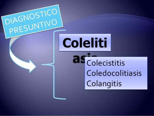 Coleliti asisColecistitis Coledocolitiasis Colangitis