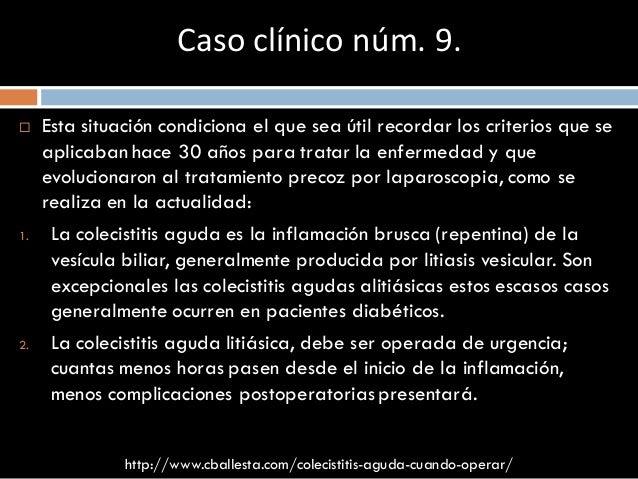  Esta situación condiciona el que sea útil recordar los criterios que se aplicaban hace 30 años para tratar la enfermedad...