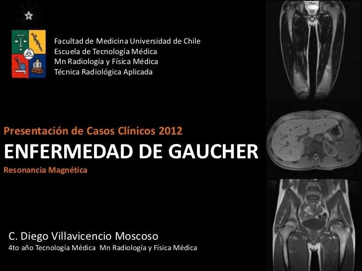 Facultad de Medicina Universidad de Chile              Escuela de Tecnología Médica              Mn Radiología y Física Mé...