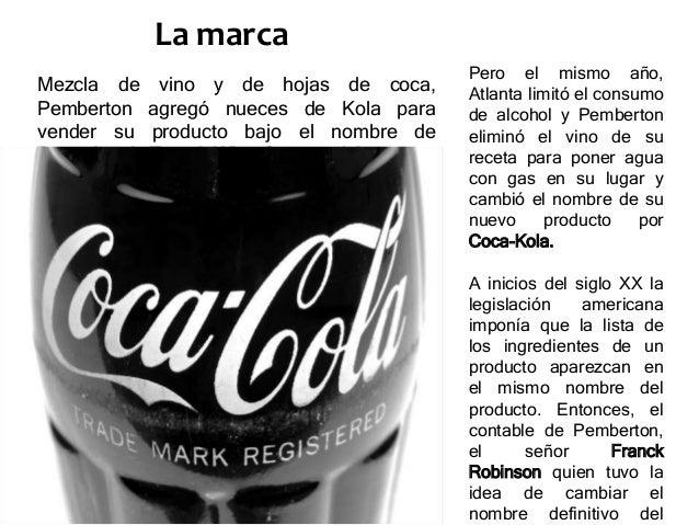 Caso Coca Cola