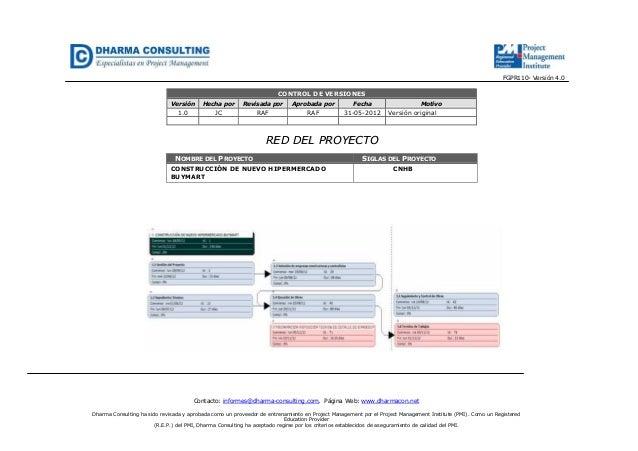 FGPR110- Versión 4.0CONTROL DE VERSIONESVersión Hecha por Revisada por Aprobada por Fecha Motivo1.0 JC RAF RAF 31-05-2012 ...