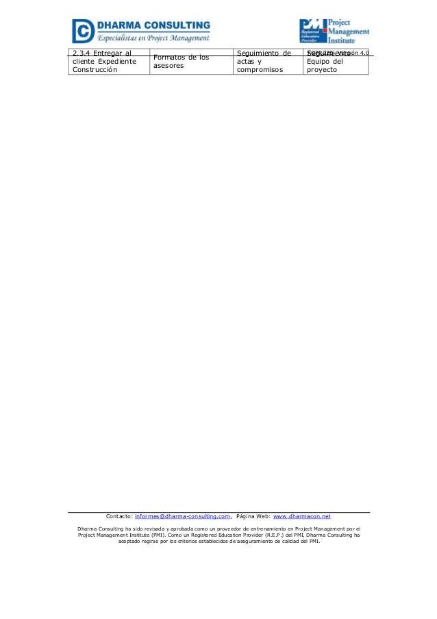 FGPR220- Versión 4.0Contacto: informes@dharma-consulting.com, Página Web: www.dharmacon.netDharma Consulting ha sido revis...
