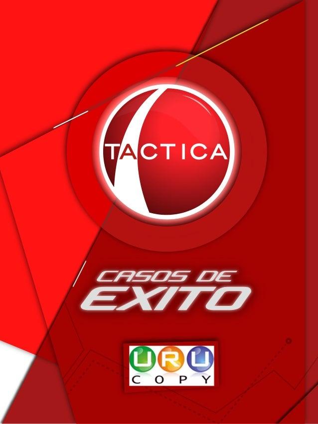 En Uruguay también eligen TACTICA CRM Urucopy se dedica a la venta y alquiler de equipamiento láser (impresoras y multifun...