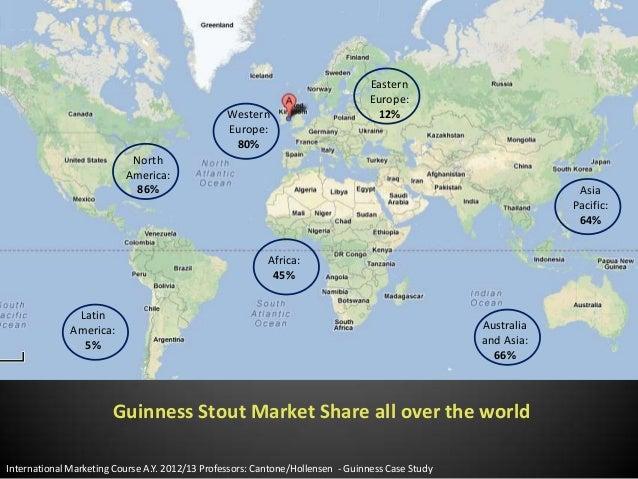 2015 winner: Guinness, Global Marketing - case study