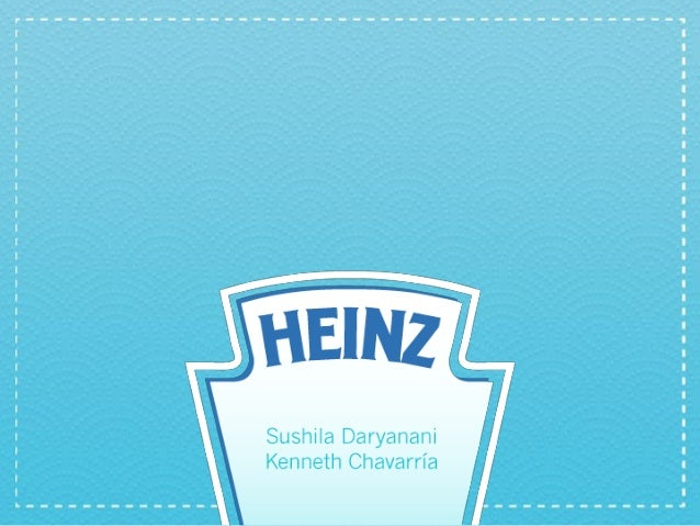 Caso de éxito: Empaques flexibles Heinz