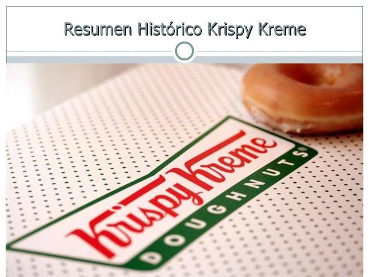 estrategias de mercadeo para krispy kreme Caso krispy kreme doughnuts estrategias de krispy  será el primer elemento de la estrategia de mercadeo  ϖ segundo cambio significativo para krispy kreme.