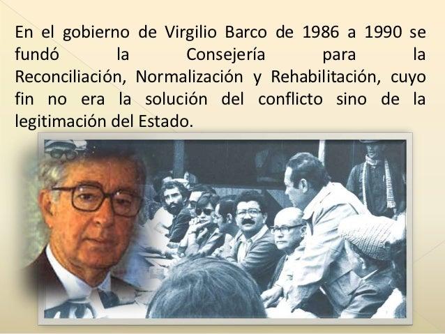 Seguidamente Andrés Pastrana (1998-2002), desde su campaña electoral, buscoadelantar conversaciones con las FARC yprometió...