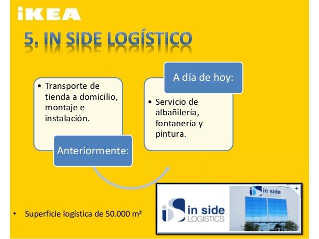 Logistica de ikea - Ikea coste montaje ...