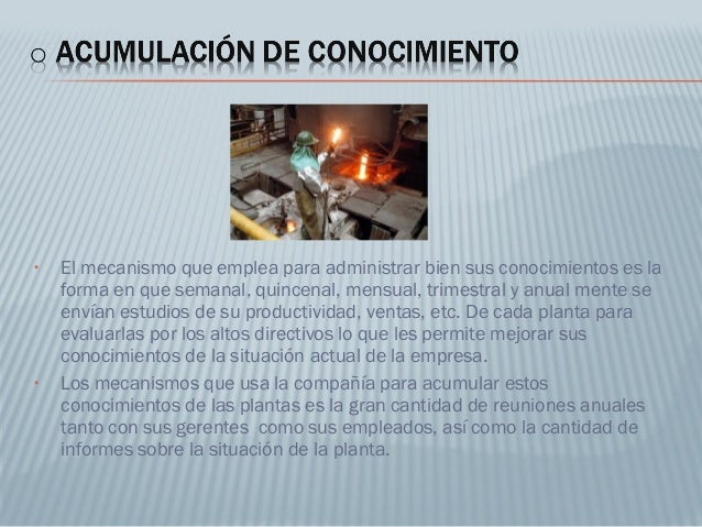 caso nucor essay Nucor corporation 2008-2009 is a strategic management case appropriate for first-year mbas or seniors in an undergraduate capstone course the focus of this case is the strategy of the most successful steel-maker in the united states as of 2008/2009.
