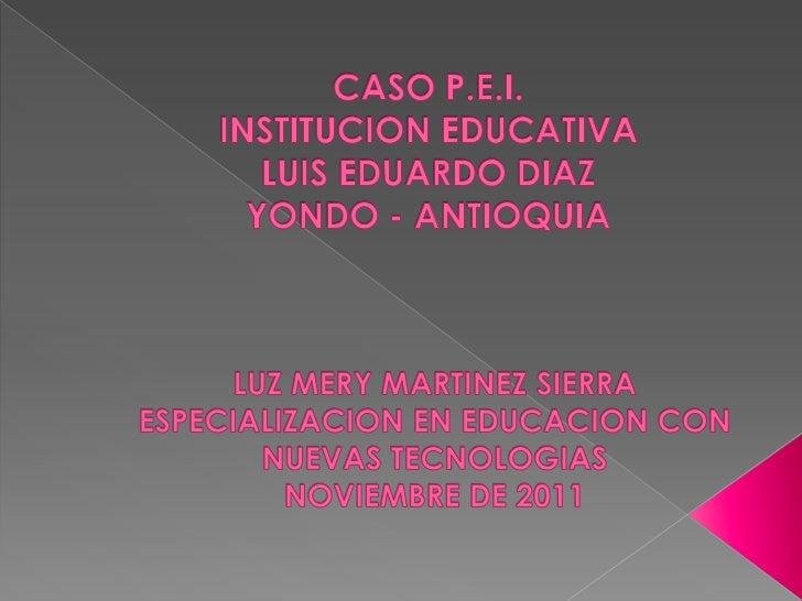 La reorganización del                           Participaciónquehacer educativo.                             permanente.Do...