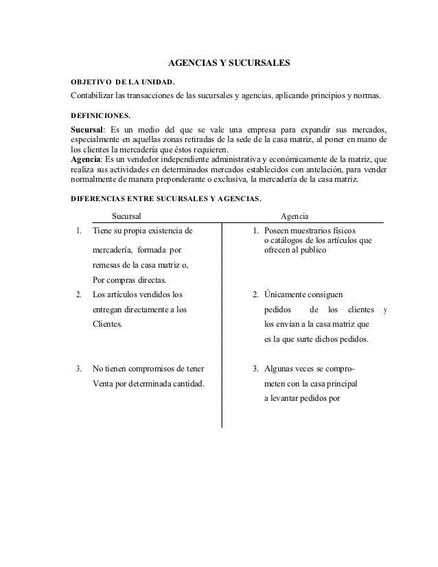 Caso practico agencias y sucursales for Buscador de sucursales