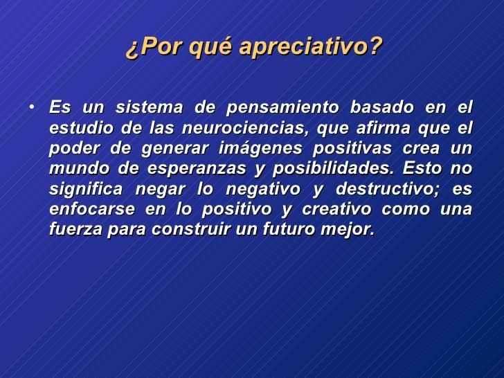 <ul><li>Es un sistema de pensamiento basado en el estudio de las neurociencias, que afirma que el poder de generar imágene...