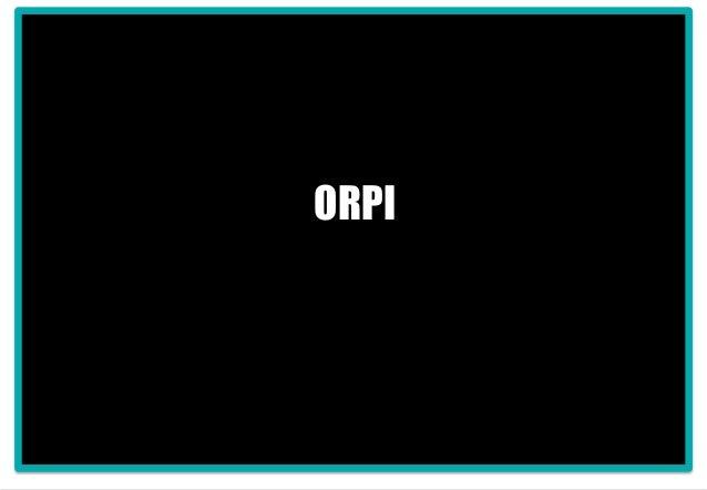 1 ORPI