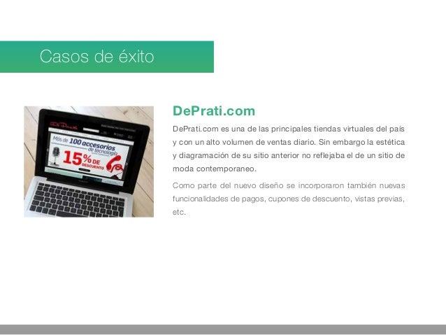 Casos de Exito DOMO Soluciones Web & TI Slide 3