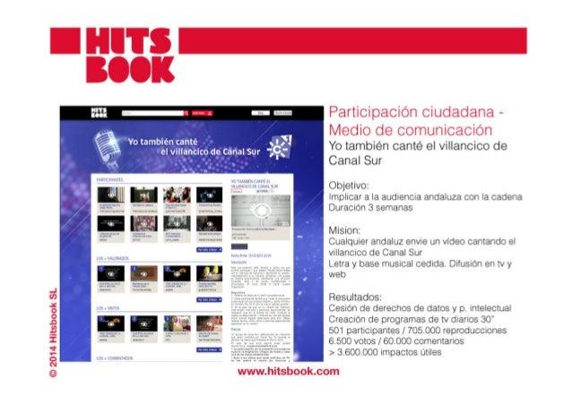 Casos de éxito Hitsbook.com