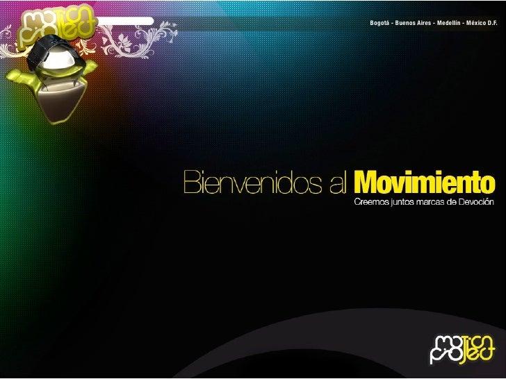 Bogotá - Buenos Aires - Medellín - México D.F.