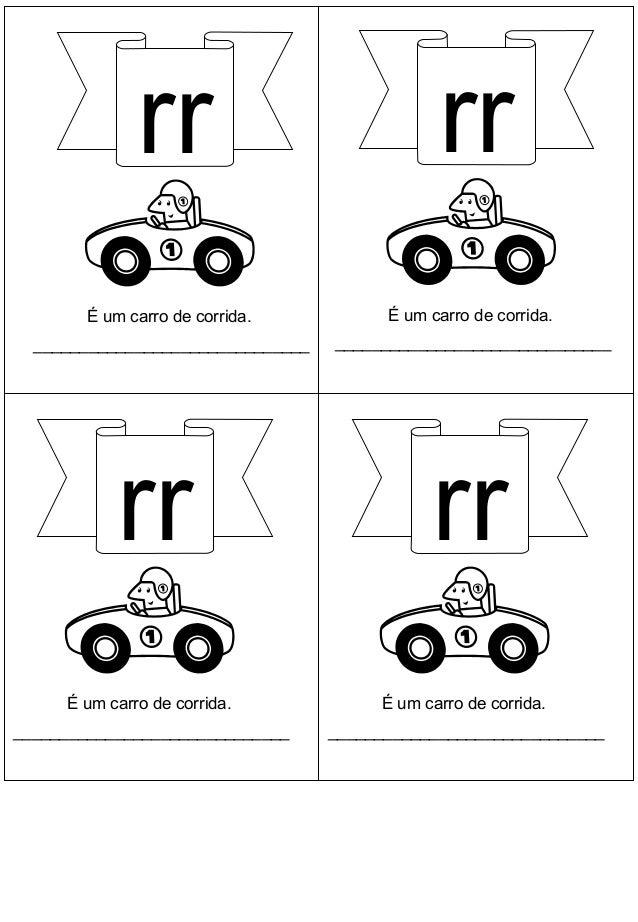 rr                               rr        É um carro de corrida.           É um carro de corrida.  ______________________...