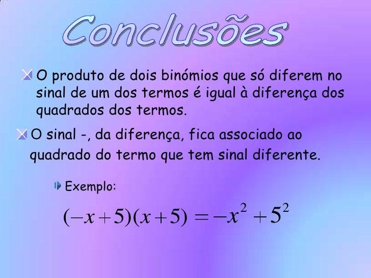 Casos notáveis [ matemática ]