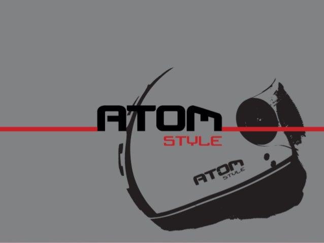 Découvrez le concept AtomStyle  Soyez unique sur la route avec votre casque jet personnalisé