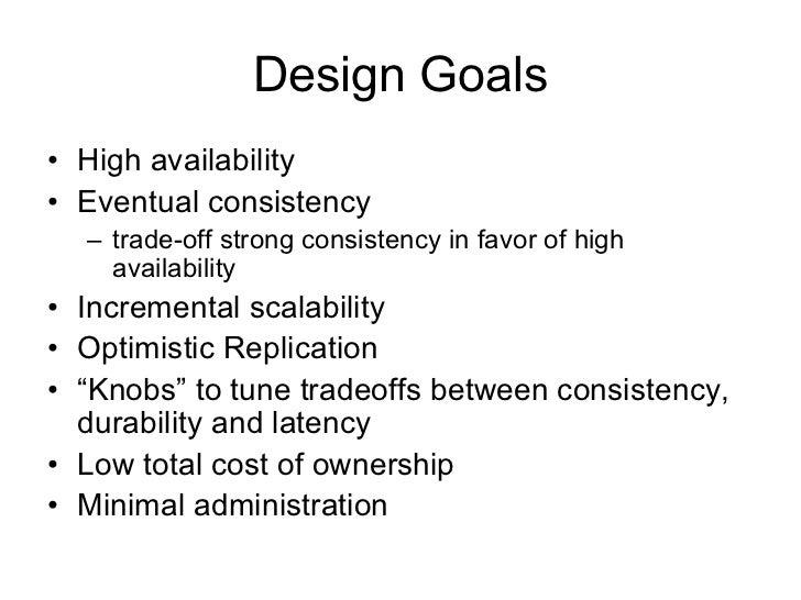Cassandra presentation at NoSQL Slide 3