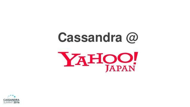 Cassandra @