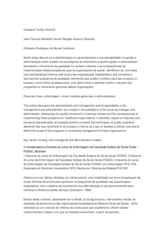 Cassiana Turíbio Amaral1Jairo Falcucci Beraldo2 Leonel Dangelo Queiroz Saraiva3Edicássia Rodrigues de Morais Cardoso4Neste...