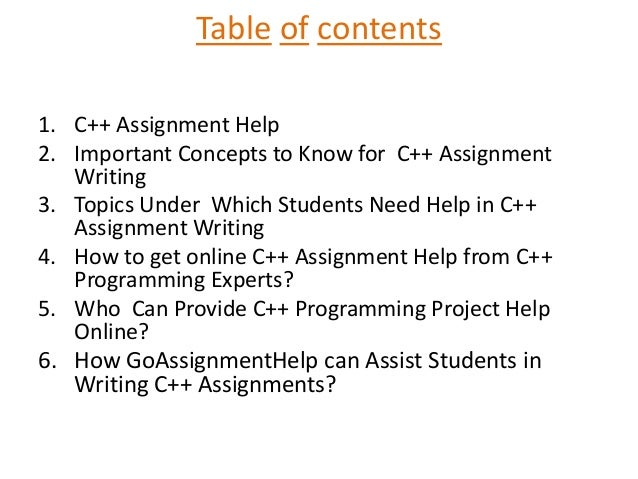 c assignment help c programming assignment helpers online