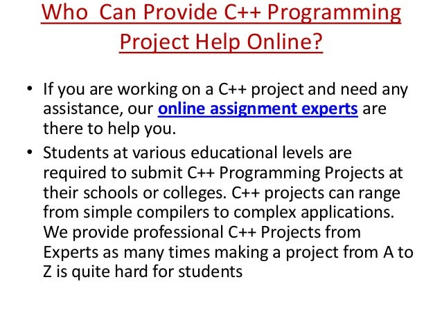 c assignment help c programming assignment helpers online 7 who can provide c programming project help