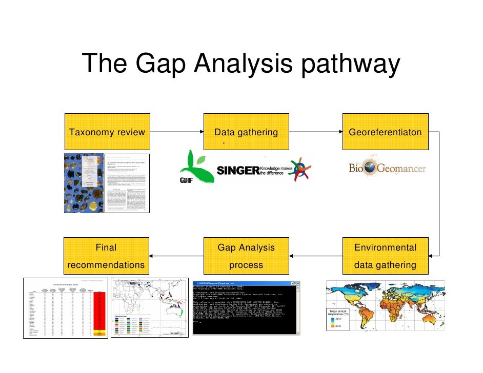 gaap analysis Use a gap analysis report template to take stock of a current business situation, determine the ideal condition you would like your company to attain in the future, and identify differences between the two scenarios that you can fix.