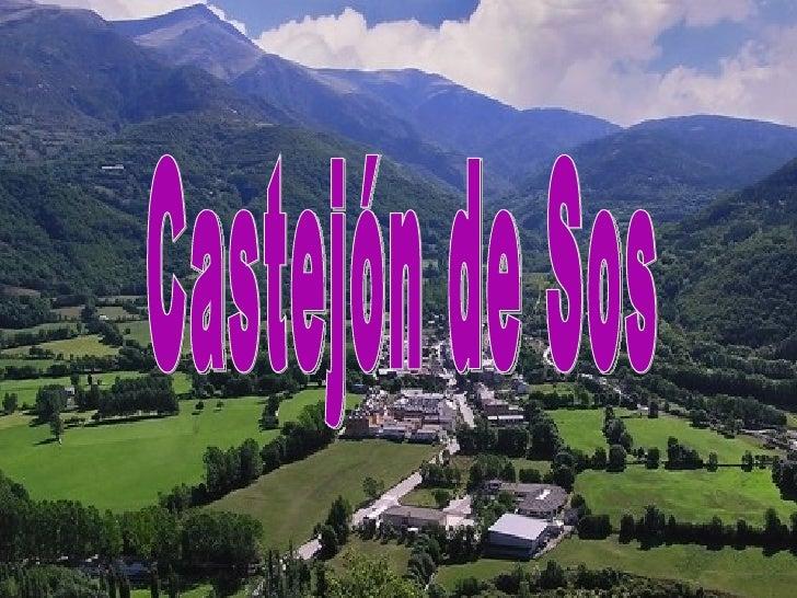 Castejón de Sos