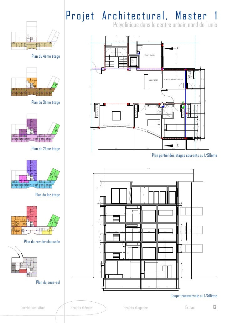 Book architecture haute r solution for Projet de plan
