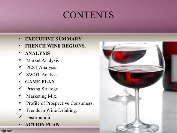 wine marketing mix The article discusses the marketing mix of sula wines which includes the 4p's of sula wines sula wines are one of the most widely distributedsula wines in.