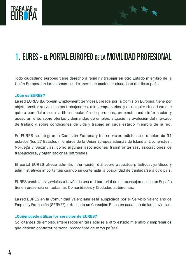 Gu a pr ctica para estudiar en europa y trabajar en - European personnel selection office epso ...