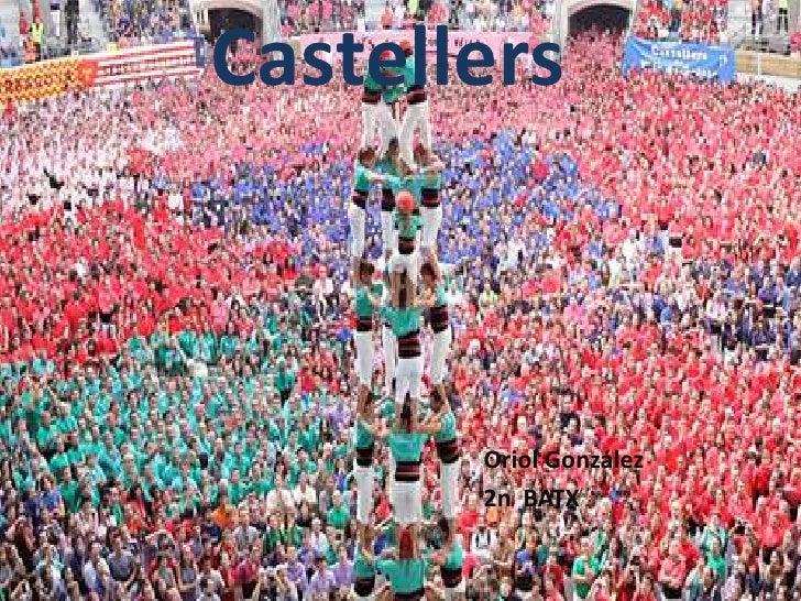 Castellers       Oriol González       2n BATX