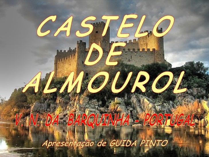 """O Castelo de Almourol, também conhecido        como """"Castelo dos Templários""""      é sem dúvida, uma das mais belas e origi..."""