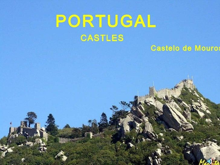 CASTLES PORTUGAL Castelo de Mouros