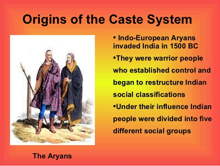 the caste system of india India's complex caste system is among the world's oldest forms of surviving social stratification.
