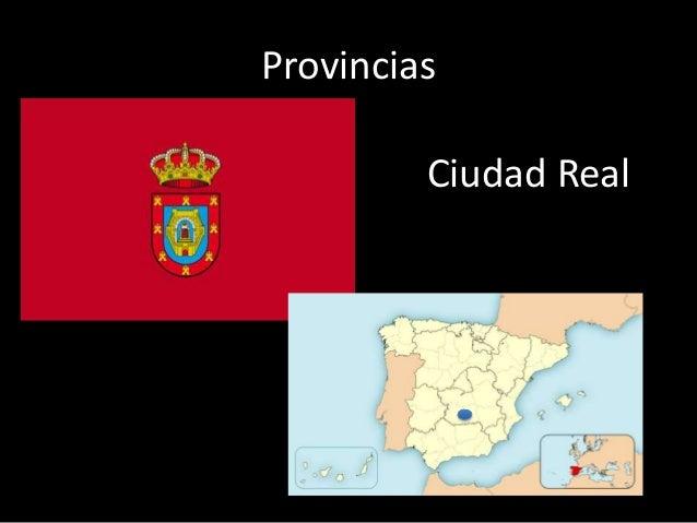 ProvinciasCiudad Real