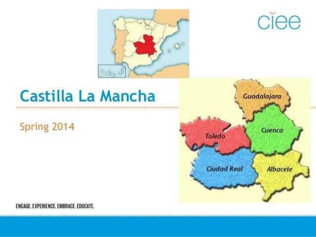 Castilla La Mancha Spring 2014