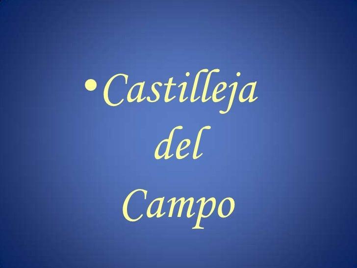 Castilleja del Campo<br />