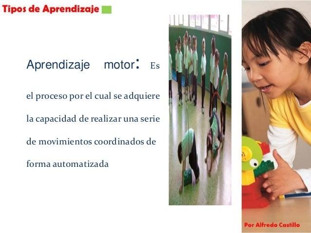Aprendizaje asociativo : El aprendizaje asociativo es aquel que es obtenido a partir de la asociación entre un estímulo ar...